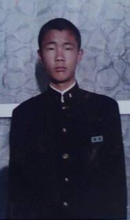 中学一年生 1971年