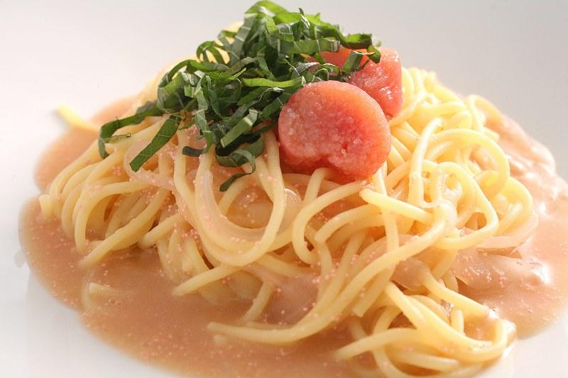 美味しそうな和風たらこパスタ・スパゲッティー