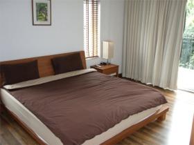 Bangkok Patioのベッドルーム