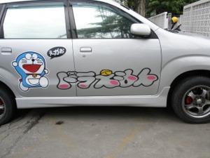 タイにもイタ車が(笑)
