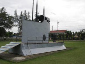 潜水艦「マッチャーヌ」
