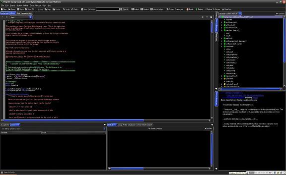 Wing IDE 2 1 4   傀儡師の館 Python - 楽天ブログ