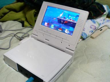 スマブラX Wii専用モニターにて.JPG