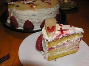 義母ケーキ3