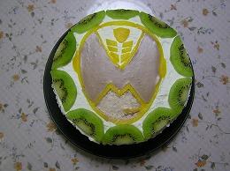 デカブレイクケーキ