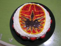 マジレッドケーキ