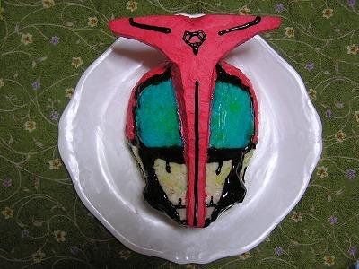 仮面ライダー カブト ケーキ