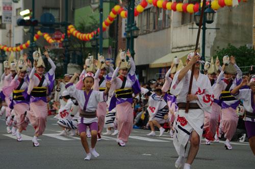 2009阿波踊り4