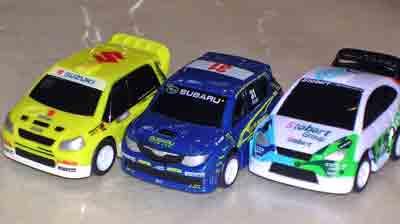 WANDA WRC