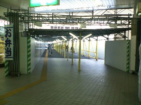 下関駅構内2