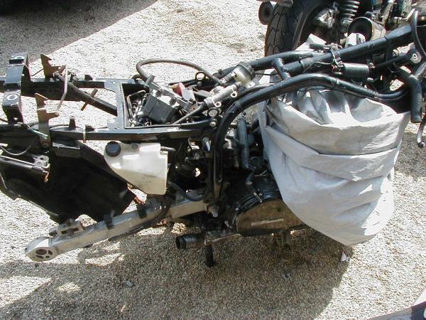 フレーム&エンジン2