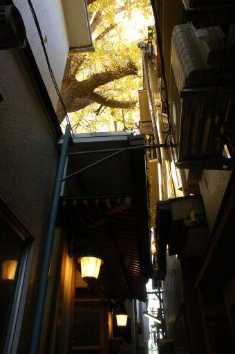 天台地蔵尊入り口