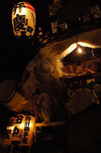 志多町の狐3