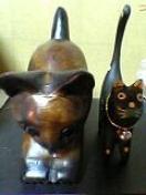 木彫り猫2