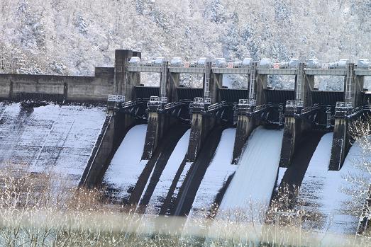 鳩ケ谷ダム 2