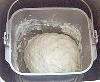 ハイジのデカパン1次発酵中