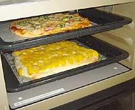 NE-SS30でピザ