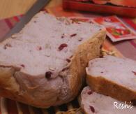 ローズヒップとアーモンドのパン