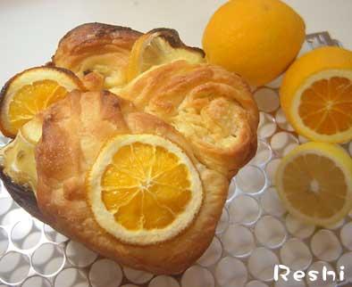 オレンジデニッシュ