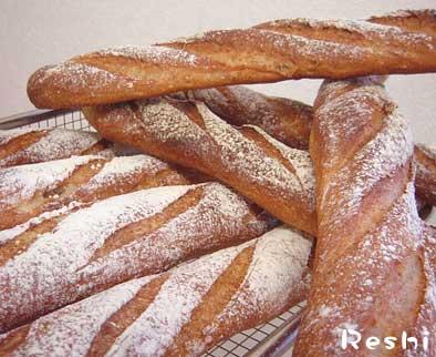 ロングライ麦パン