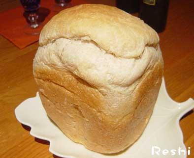 ホシノビール酵母でフランスパン