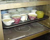 スチームオーブンでプリンNE-SS30
