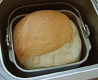 米粉パン焼けた