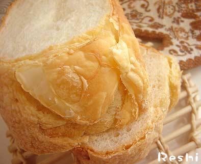 クロワッサン風パン