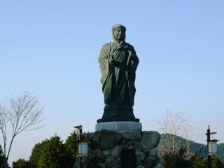 延暦寺「伝教大師尊像」_2009_10_31
