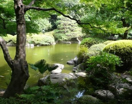 庭園美術館_日本庭園_2007