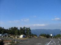 霧の高原キャンプ