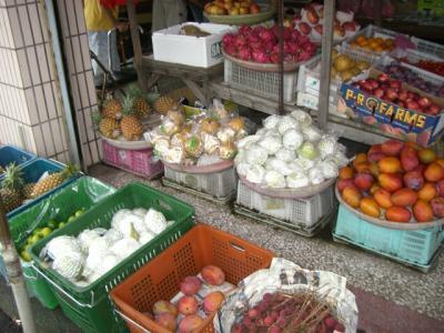 水果いっぱい