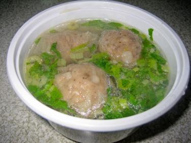 香茹肉燕湯