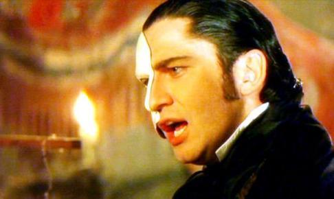 オペラ座の怪人のジェラルド・バトラー