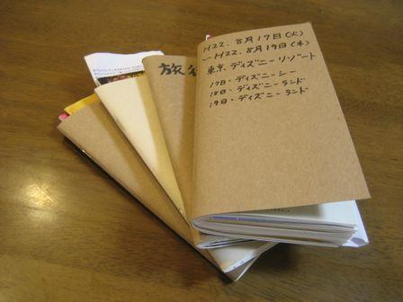 旅行ノート4