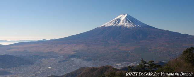オンリーワン富士の山