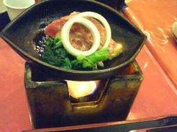 霧島温泉のお料理3