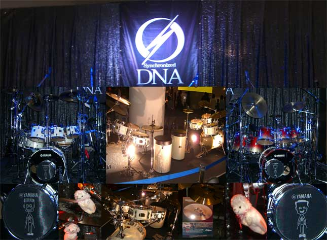 Synchronized DNA@泉ガーデンギ...