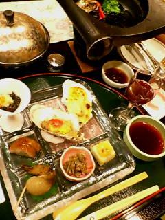 一の坊食事♪10★☆☆★