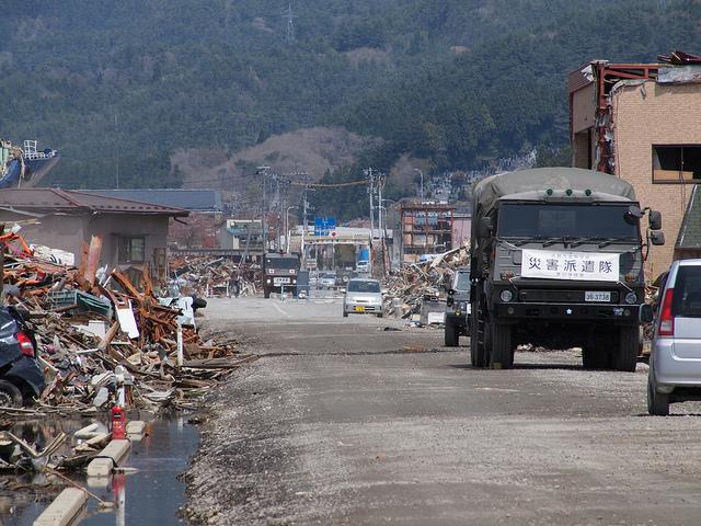 日記】第41普通科連隊が気仙沼での活動を終了 | QuadrifoglioSpA ...