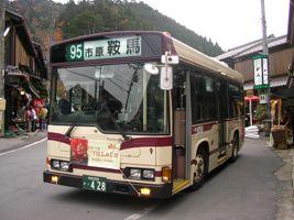 京都バス95系統
