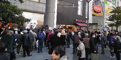 カレンイベント in 錦糸町