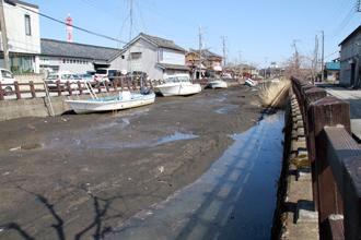 東日本大震災・香取市被害状況