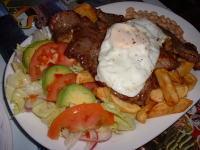 ペルー料理 肉