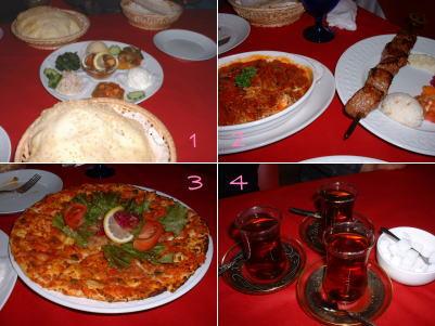 トルコ料理 イスタンブール コナック