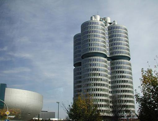 BMW本社