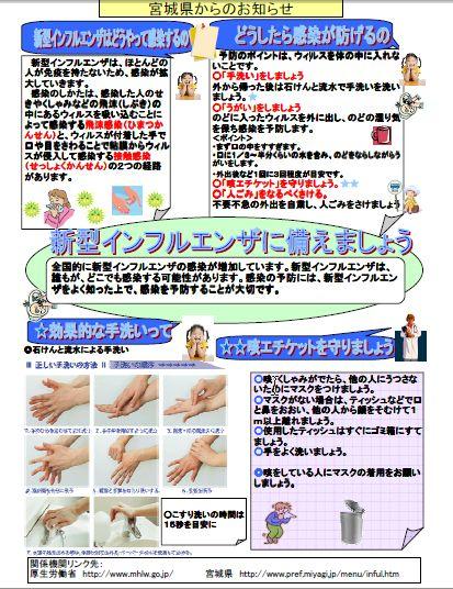 新型インフルエンザリーフレット1.JPG