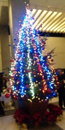 ロームLEDクリスマスツリー