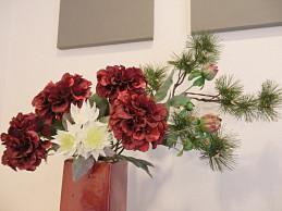 造花アレンジメント1