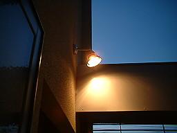黄昏スポットライト